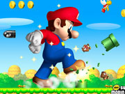 Play Super Mario Bros Flash Online