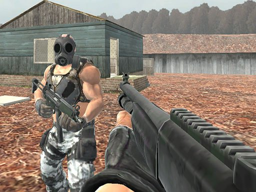 Play Brutal Battle Royale Online