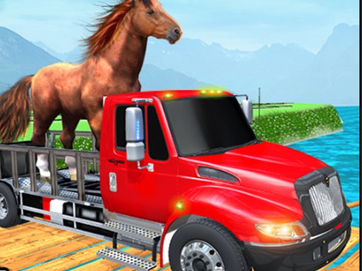 Play FARM ANIMAL TRANSPORT GAME Online